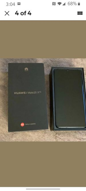 HUAWEI MATE 20X 5g AND HUAWEI WATCH 2 CLASSIC for Sale in Orlando, FL