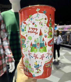 Disney park - Starbucks holiday ceramic tumbler for Sale in Glendale, CA