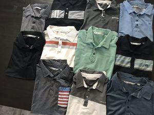 XL Mens clothes | Travis Mathew golf / polo shirts, Calvin Klein sweaters, etc for Sale in Las Vegas, NV