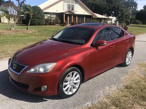 2009 LEXUS is 250 awd for Sale in Riverview, FL