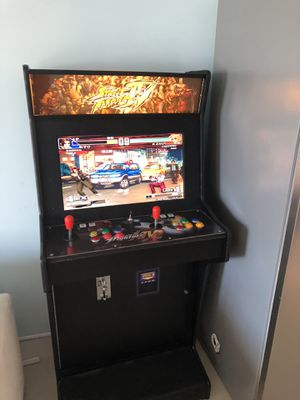 Street fighter arcade machine for Sale in Miami Lakes, FL