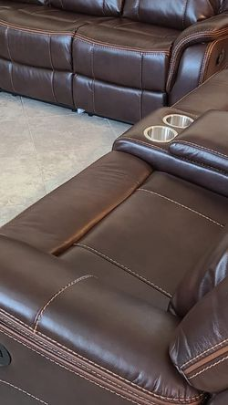 SOFA LOVESEAT AND ROCKER RECLINING BRAND NEW IN BOXES CASH ONLY THANKS for Sale in Houston,  TX