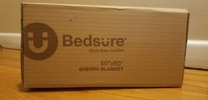 Bedsure SOFT&COZY SHERPA ELEPHANT BLANKET for Sale in Hartford, CT