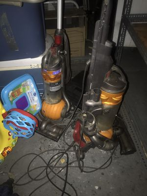 Two dyson dc 24 vacuums for sale, one for parts and one 100% working for Sale in Queens, NY