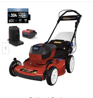 Recycler 22 in. 60-Volt Lithium-Ion Cordless Battery Walk Behind Personal Pace Mower - 6.0 Ah Battery/Charger Included for Sale in Chicago, IL