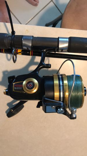 Penn 7500ss - 9'rod for Sale in Vero Beach, FL