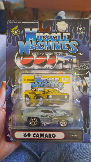Muscle Machines 1:64 for Sale in Bremo Bluff, VA