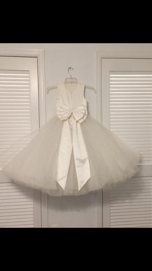 Bridal Suite (Wedding Dress and Flower girl dress with shoes and corset_ for Sale in Atco, NJ