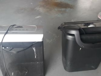 Two Paper Shredders for Sale in Cape Coral,  FL