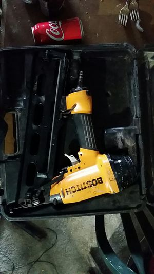 Bostitch air nail gun for Sale in Cedar Hill, MO