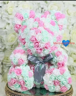 Colorful ROSE BEAR, Just for you for Sale in Riverside, CA