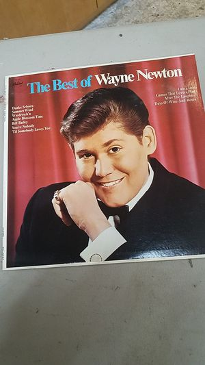 Wayne Newton LP album for Sale in Joint Base Lewis-McChord, WA