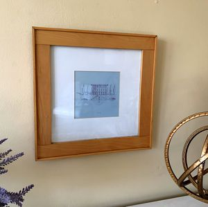 Mini Italy - Wood Framed Print for Sale in Los Angeles, CA