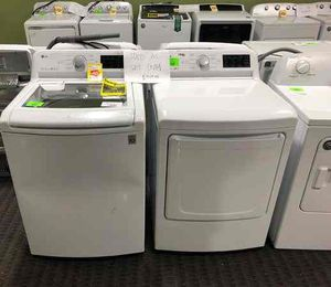 LG Washer/Dryer Set BOVPB for Sale in Benbrook, TX