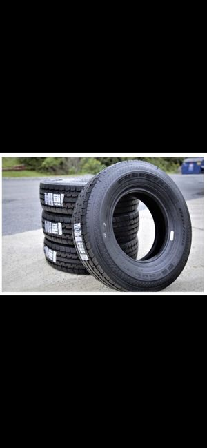 1 BRAND NEW FREESTAR RADIAL FS-500 AST ST225/75R15 121/117L F (12 PLY) TRAILER TIRE 225/75/15 225/75R15 for Sale in Piscataway, NJ
