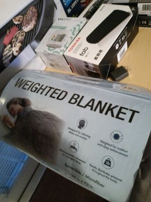 Weigh blanket brand new for Sale in Lake Worth, FL
