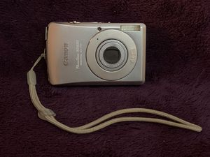 Canon Powershot Digital Camera 3X Zoom 6MP for Sale in Charlotte, NC