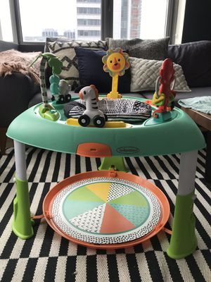 Infantini Go Gaga! Sit, Spin, Stand Entertainment Center for Sale in Boston, MA
