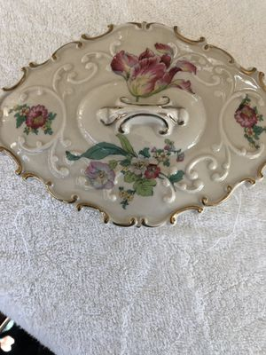 Antique bone china candy dish for Sale in Staten Island, NY