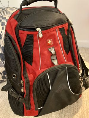 Backpack/laptop carrier and charger for Sale in Amityville, NY