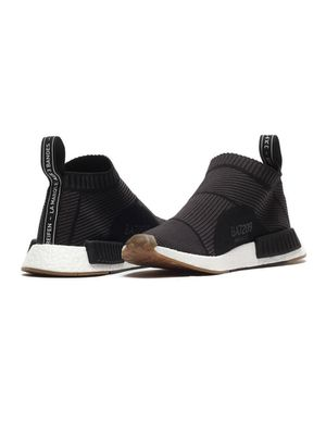 Adidas Nmd City Sock Black Gum for Sale in Setauket- East Setauket, NY