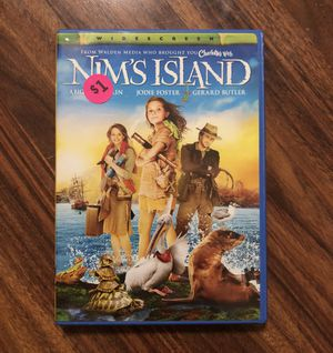 Nim?s Island kids movie for Sale in undefined