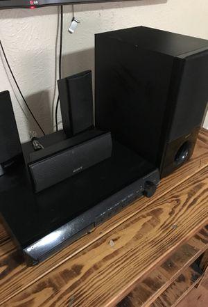 Sony dvd home theatre for Sale in Dallas, TX