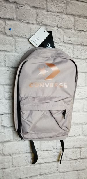 Converse Canvas Backpack Womens New for Sale in Chino, CA