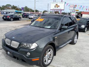 2008 BMW X3 3.0si AWD, METICULOUSLY KEPT & WELL MAINTAINED for Sale in Jacksonville, FL