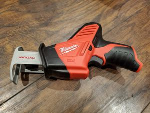 Milwaukee M12 HackZall brand new bring $55 each one for Sale in Los Angeles, CA