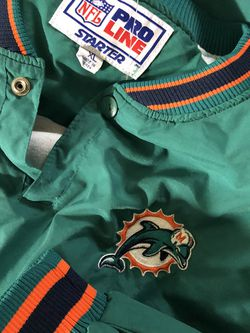 Vintage Miami Dolphins Starter Jacket for Sale in Hollywood,  FL