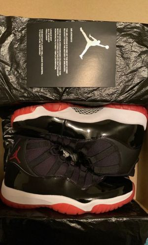 Jordan 11 retro breds 2019 (early release) for Sale in Los Angeles, CA