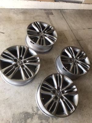 Toyota Camry Rims for Sale in Riverside, CA