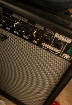 Electric Guitar Squier Mini with amp for Sale in Woodbridge, VA