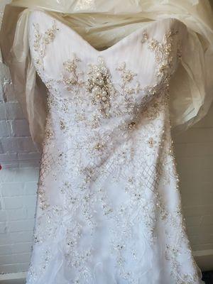 Christina Wu designer wedding dress for Sale in Evansville, IN