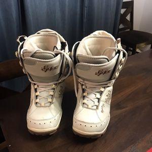 Spice Snowboard Boots Women's Size 9 for Sale in Lake Stevens, WA