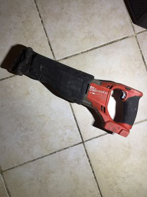 MILWAUKEE FUEL Saw for Sale in Silver Spring, MD