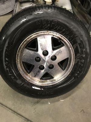 Blazer 4x4 wheels for Sale in Greensboro, NC