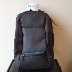New HP Recycled Materials Laptop TSA Backpack 15.6 Inches  for Sale in Inglewood, CA