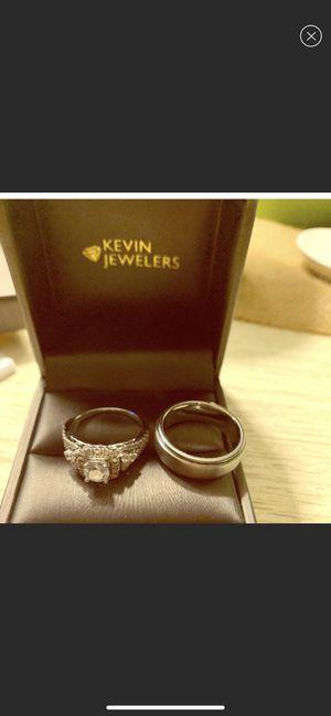 Wedding Ring Set for Sale in San Bernardino, CA
