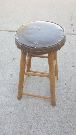 Small Wood Stool for Sale in Phoenix, AZ