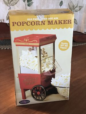 Old fashioned hot air Popcorn maker for Sale in Columbus, OH