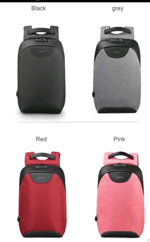 USB Charging Laptop Anti Theft Backpack for Sale in Houston, TX