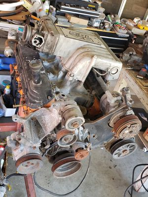 Mustang 5.0 engine parts & accessories for Sale in Menlo Park, CA