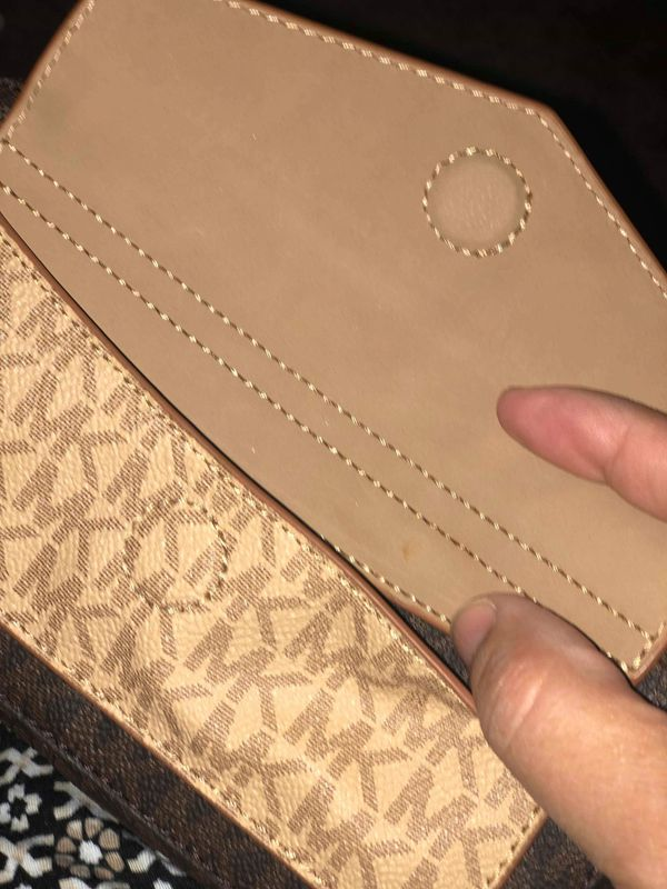 Mk mini around the waist pouch bag brand new