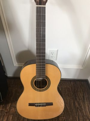 Spanish guitar and bag for Sale in Frisco, TX