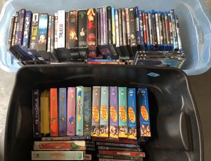 Tons of DVD lot collection simpsons seinfeld futurama bluray and more! for Sale in Raleigh, NC