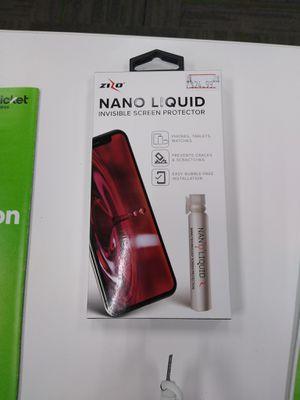 Zizo Nano liquid screen protector for Sale in Altoona, WI