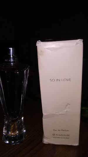 Victoria secret So In Love perfume for Sale in Hebron, OH