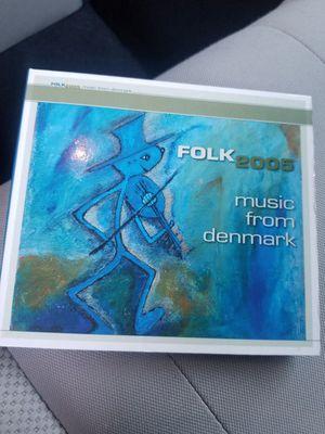 Folk 2005: Music from Denmark for Sale in Havre de Grace, MD